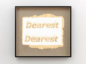Dearest Esteemed by Nari Ward contemporary artwork