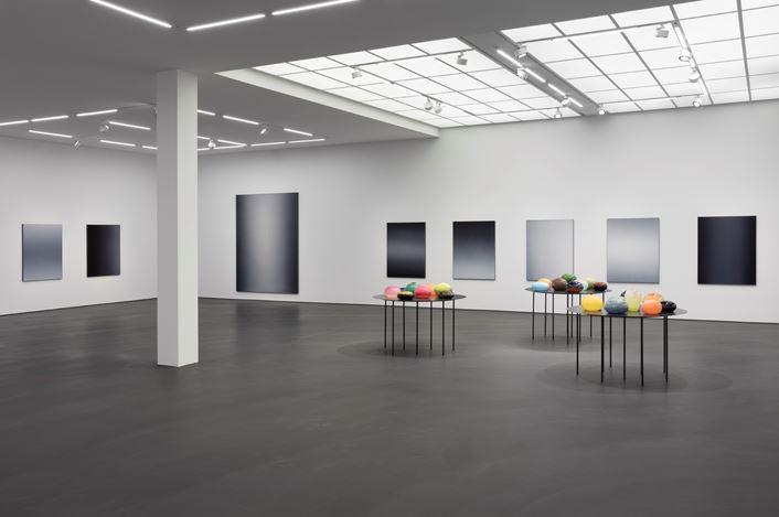 Exhibition view: Matti Braun,Ku Lak, Esther Schipper, Berlin (17 January–22 February 2020). Courtesy the artist and Esther Schipper, Berlin. Photo: Andrea Rossetti.