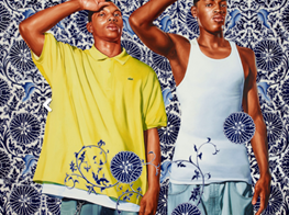 Battle hymn of the republic: The measure of Kehinde Wiley in the American South
