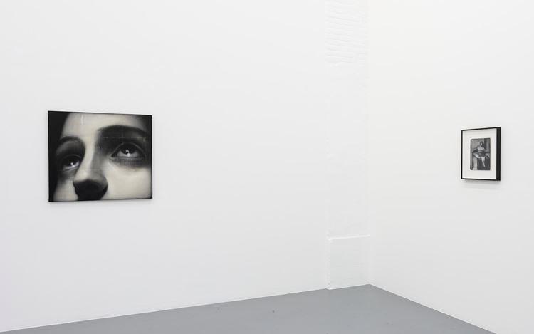 Exhibition view: Group Exhibition, Zeno X Gallery (30 October–14 December 2019). Courtesy Zeno X Gallery. Photo:Peter Cox.