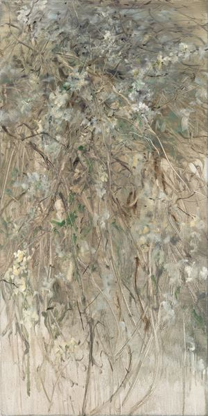Various Flowers No.7-7 by He Duoling contemporary artwork