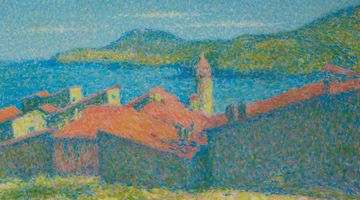 Contemporary art exhibition, The shores in Modern Art at Bailly Gallery, Online Only, Paris