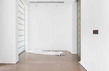Exhibition view: Johannes Wald, innermost, Galerie Greta Meert, Brussels (9 September– 30 October 2021). Courtesy the artist and Galerie Greta Meert.