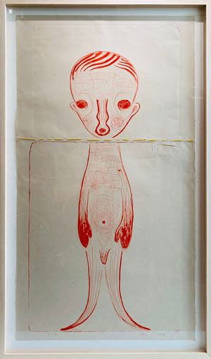 Untitled 23 by Izumi Kato contemporary artwork