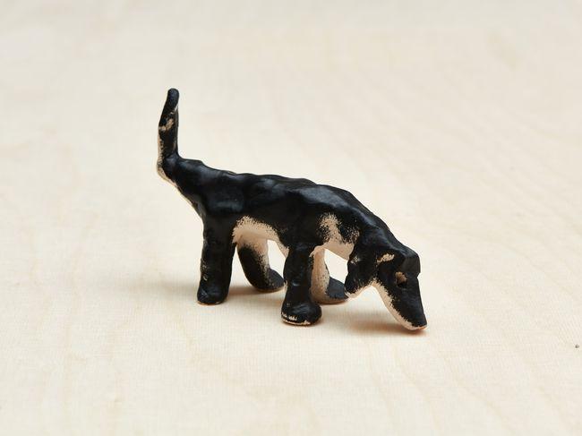 little dog by Jenny Brosinski contemporary artwork