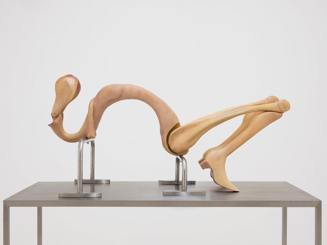 Almost Hysterical by Liao Wen contemporary artwork