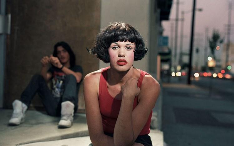 Philip-Lorca diCorcia, Marilyn, 28 years old, Las   Vegas, Nevada, $30 (1990–1992) (detail). Chromogenic print. 22 5/8 x 29 7/8 inches.