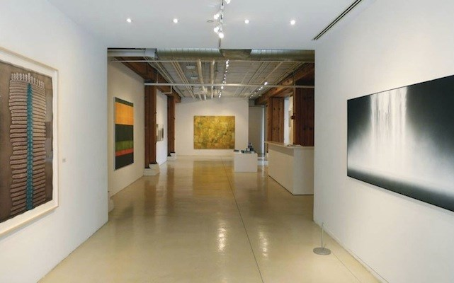Exhibition view: Group Exhibition, Summer Group Show, Sundaram Tagore, Chelsea, New York (24 July–23 August 2014). Courtesy Sundaram Tagore Gallery.