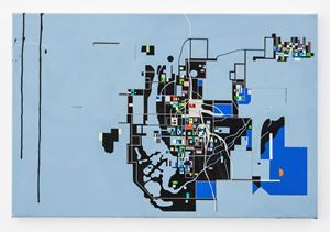 Untitled (Hudson) by Bart Stolle contemporary artwork
