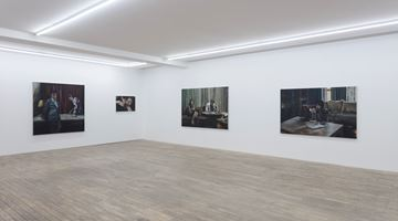 Contemporary art exhibition, Chen Han & Xie Qi, Silent Theater at HdM GALLERY, Beijing