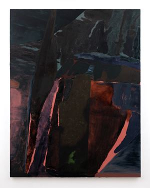 Sirens by Biraaj Dodiya contemporary artwork painting