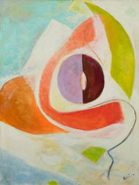 Untitled by Quita Brodhead contemporary artwork painting