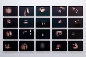 "Secretos: linterna mágica [""Secrets: Magic Lantern""] by Iñaki Bonillas contemporary artwork"