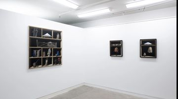 Contemporary art exhibition, Michael Hight, Michael Hight at Page Galleries, Wellington, New Zealand