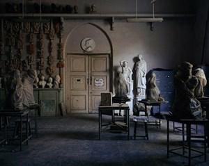 Sculpture II Bombay by Leonora Hamill contemporary artwork