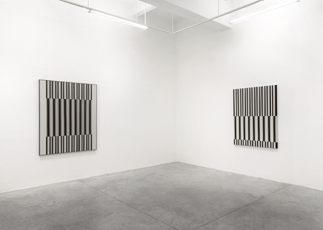 Exhibition view: Lee Seung Jio, Nucleus, Tina Kim Gallery, New York (20 February–4 April 2020). Courtesy Tina Kim Gallery.