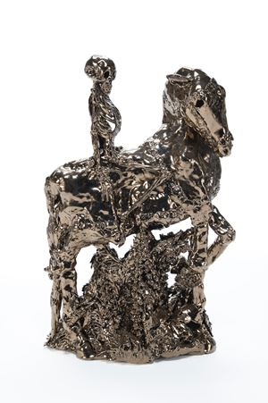 Apocalyptic horseman by Carolein Smit contemporary artwork