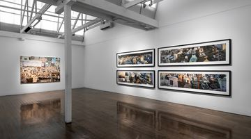 Contemporary art exhibition, Lyndell Brown & Charles Green, The Far Country at Arc One Gallery, Melbourne