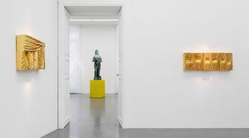 Contemporary art exhibition, Johan Creten, Entracte at Perrotin, Paris