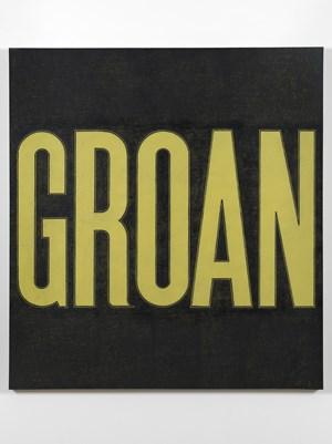 Groan by David Austen contemporary artwork