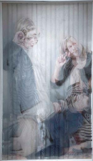 Absurdistan by Sandra del Pilar contemporary artwork