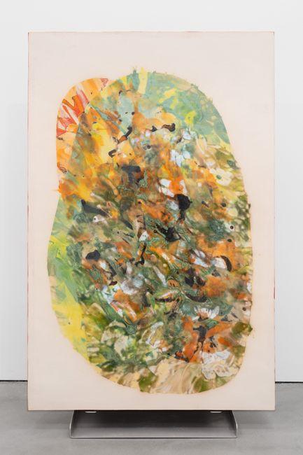 Flat 58 by Richard Deacon contemporary artwork
