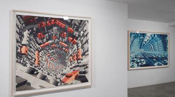 Contemporary art exhibition, Dagoberto Rodríguez, Visión de Túnel at Sabrina Amrani, Madera, 23, Madrid