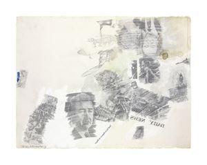 Political Folly by Robert Rauschenberg contemporary artwork