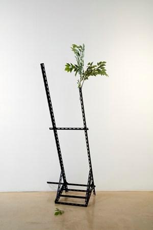 TV Shelf by Kyunghwan Kwon contemporary artwork