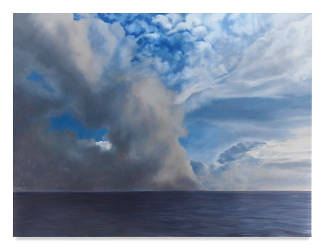 Tropical Drift by April Gornik contemporary artwork