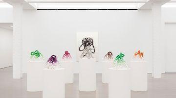 Contemporary art exhibition, Jean-Michel Othoniel, Wild Rosebuds at Perrotin, New York