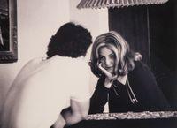 Roberta Meets Sydney at Del Coronado Hotel (San Diego) by Lynn Hershman Leeson contemporary artwork photography
