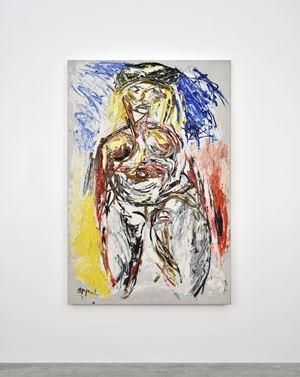 Phyllis (Nude Series) by Karel Appel contemporary artwork