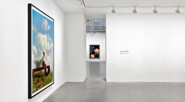 Contemporary art exhibition, Thomas Ruff, tableaux chinois at David Zwirner, Paris