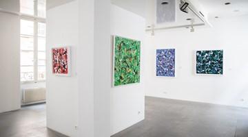 Contemporary art exhibition, Danhôo, Between Two Cultures at A2Z Art Gallery, Paris