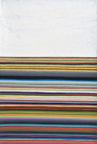 九罐丙烯 by Wang Guangle contemporary artwork painting