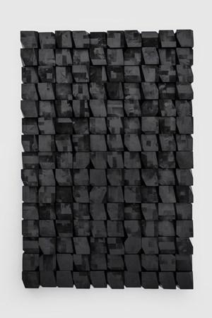 Sharpening – Cube by Yang Mushi contemporary artwork