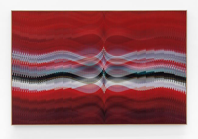 W-H/69 by Abraham Palatnik contemporary artwork