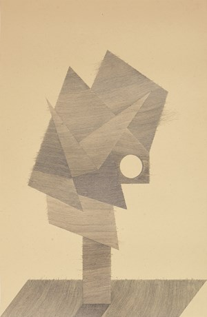 Head (Weeping Woman) by Peter Peri contemporary artwork