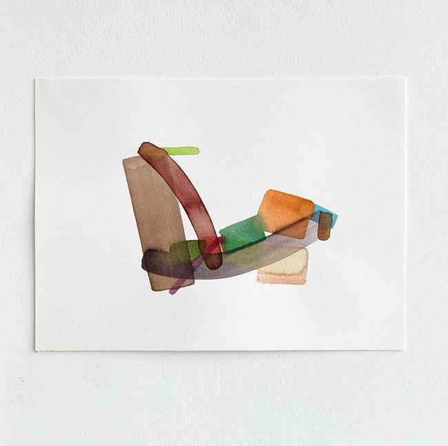 De dentro by Henrik Eiben contemporary artwork