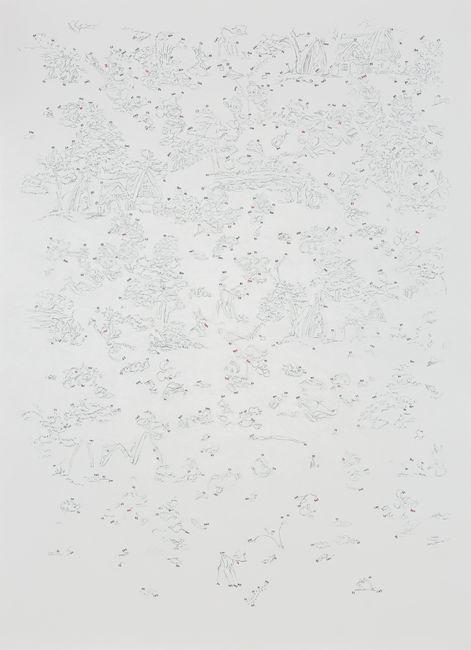 After Delusion/Devolution by Anri Sala contemporary artwork