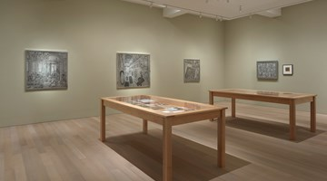 Contemporary art exhibition, Richard Artschwager, Primary Sources at Gagosian, 980 Madison Avenue, New York