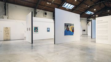 Contemporary art exhibition, Group Exhibition, American Women: The Infinite Journey at La Patinoire Royale – galerie Valérie Bach, Brussels, Belgium