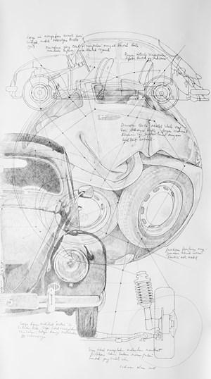 Beetle Sphere - Study 2 by Ichwan Noor contemporary artwork