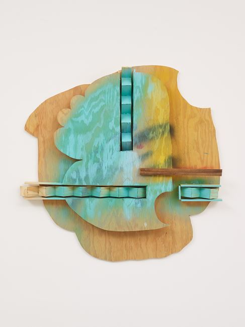 Story VI by Richard Tuttle contemporary artwork