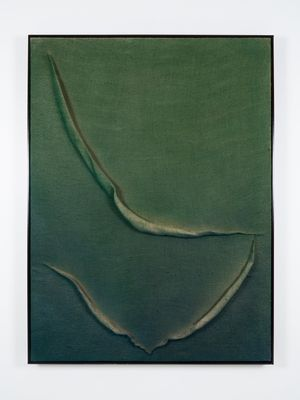 Untitled 161231 by Tsuyoshi Maekawa contemporary artwork painting