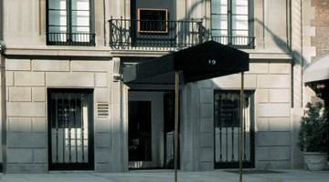 Blum & Poe contemporary art gallery in New York, USA