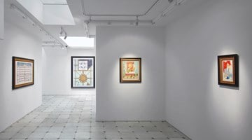Contemporary art exhibition, Pablo Bronstein, Pablo Bronstein at Herald St, London
