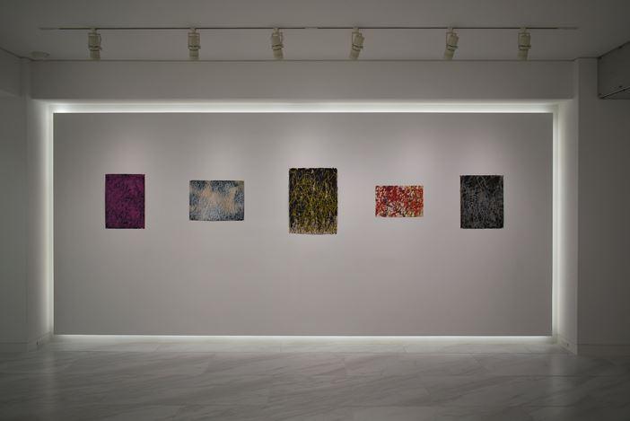 Exhibition view: Hori Kosai, Hori Kosai Retrospective,√K Contemporary, Tokyo (13 February–6 March 2021). Courtesy √KContemporary.