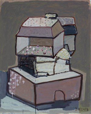 Box Series No. 1 by Wang Chuan contemporary artwork